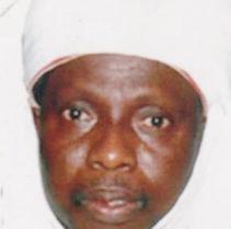 HRH (Dr) Usman Nga Kupi (Chief of Garki)